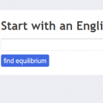 Das Sprachen Equilibrium